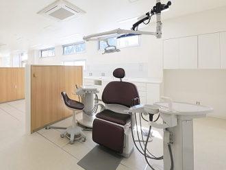 障害者歯科診療室
